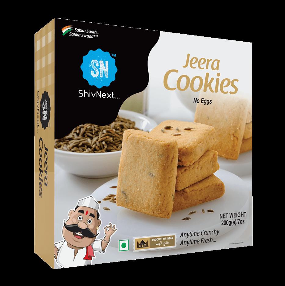 Jeera Cookies front